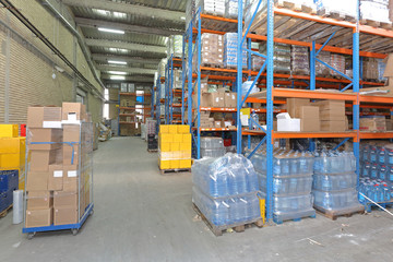 Food and Beverage Warehouse