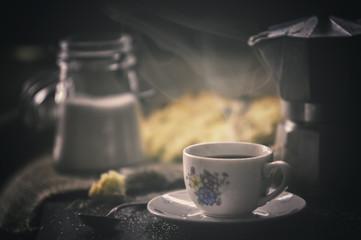 Caffè moka all'italiana