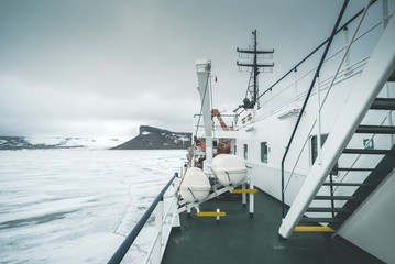 In the Ice - Antarctica