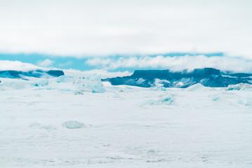 Ice Landscape - Antarctica
