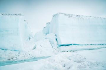 Glacier Clough - Antarctica