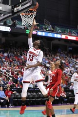 NCAA Womens Basketball: ACC Tournament NC State vs Louisville