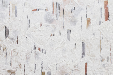 Colour textured surface