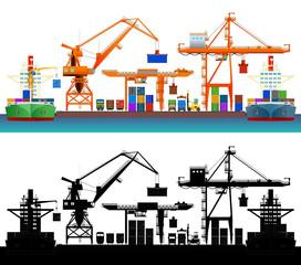 Sea Trade Port