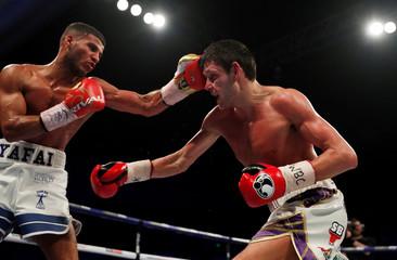 Gamal Yafai vs Gavin McDonnell - WBC International Super-Bantamweight Title