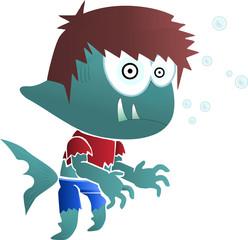The fishboy
