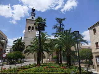 Ciudad Real, ciudad de España en Castilla la Mancha que se encuentra en el centro de España, al sur de Madrid