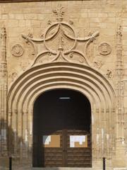 Tembleque, pueblo español de la provincia de Toledo, en la comunidad autónoma de Castilla La Mancha (España)