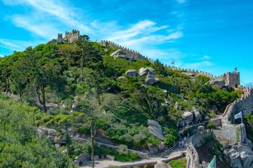ムーアの城壁-ポルトガル