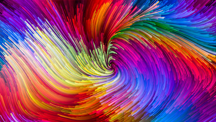Colorful Paint Virtual