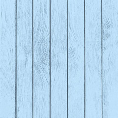 Blue wood plank texture for background