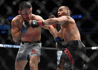 MMA: UFC 222-Dodson vs Munhoz