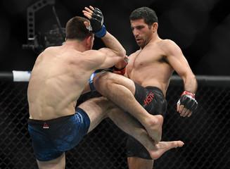 MMA: UFC 222-Hernandez vs Dariush