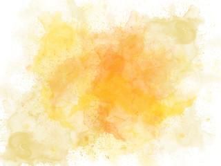 Fototapeta Abstract beautiful Colorful watercolor  painting  background, Colorful brush background. obraz