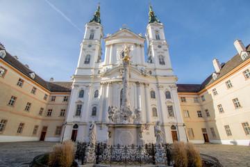 Piaristenkirche Maria Treu in Wien, Österreich