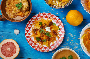 Moroccan Carrot Salad with Spicy Lemon