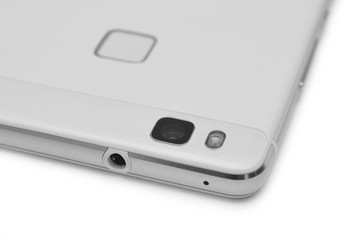 smartphone camera closeup