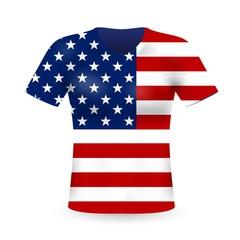American stylish t-shirt