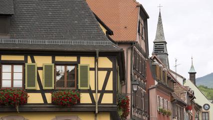 Kaysersberg, Alsace, France