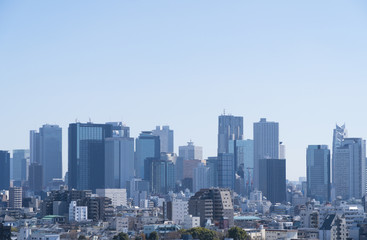 東京 新宿 2018年