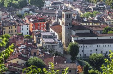 Fototapete - Church Ss Faustino And Giovita