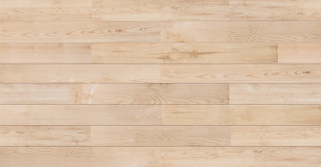 Poster Wood Wood texture background, seamless oak wood floor