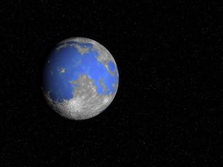 Moon's Oceans