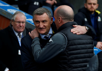 League One - Blackburn Rovers vs Wigan Athletic