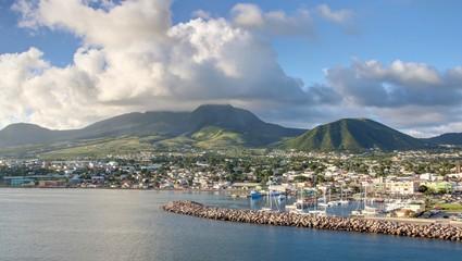 Tour de l'île de Saint Kitts et Nevis depuis Basseterre