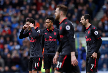 Premier League - Brighton & Hove Albion vs Arsenal