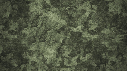 Print texture military camouflage army green hunting