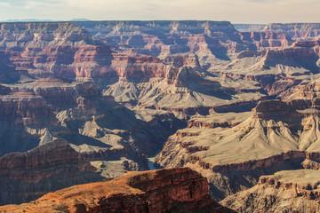 A view to Grand Canyon National Park, South Rim, Arizona, USA