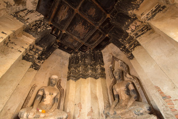 Thailand Ayutthaya  Wat Chai Wattanaram