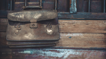 Old School Bag