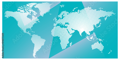 Halftone dotted blue abstract world map vector eps10 illustration halftone dotted blue abstract world map vector eps10 illustration gumiabroncs Image collections