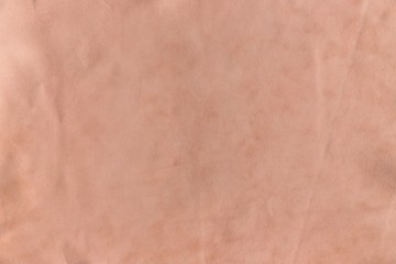 natural undyed Italian lambskin leather for background use