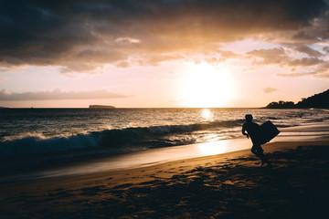 Maui Sunset Vibe