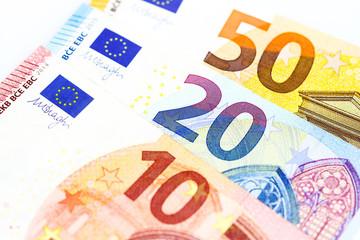Eurobanknoten im Detail