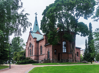 Jyvaskyla City Church, Finland