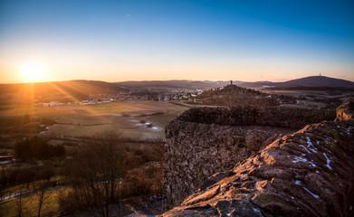 Burg Gleiberg und Gleiberger Land II