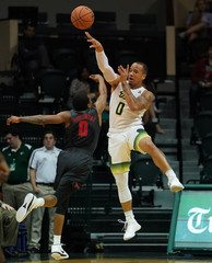 NCAA Basketball: Southern Methodist at South Florida