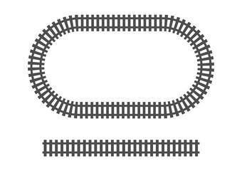 locomotive railroad track frame railway train transport