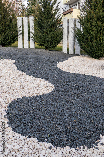 Vorgartengestaltung Stock Photo And Royalty Free Images On Fotolia