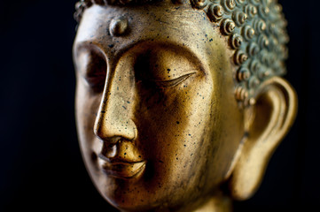 Foto op Canvas Boeddha Buda