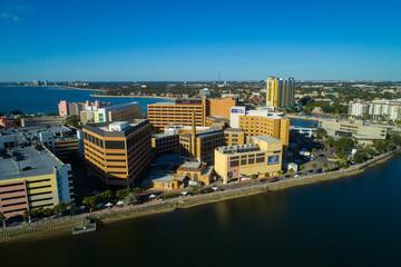 Tampa General Hospital aerial image