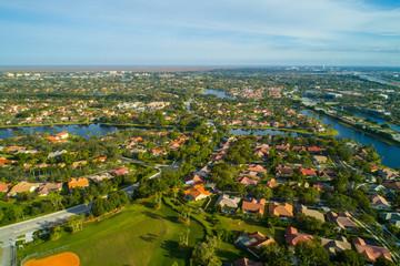 Aerial Weston Florida