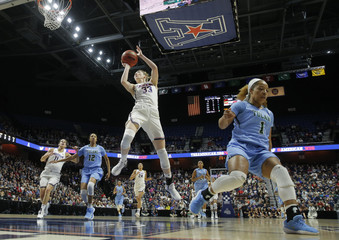 NCAA Womens Basketball: AAC Conference Tournament-Tulane vs Connecticut