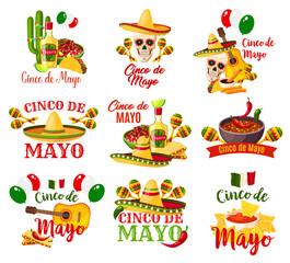 Labels set for Cinco de Mayo