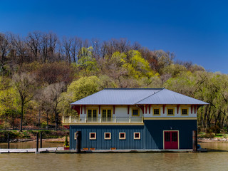 Harlem River Boathouse