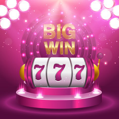 Big win slots 777 banner casino